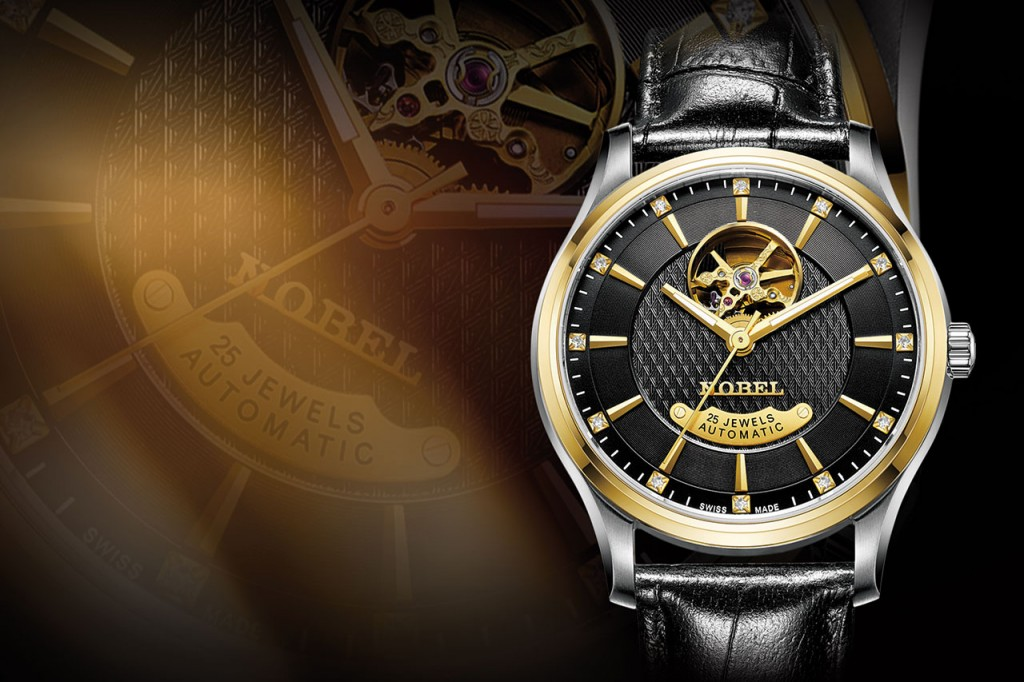 đồng hồ Nobel Thụy Sỹ
