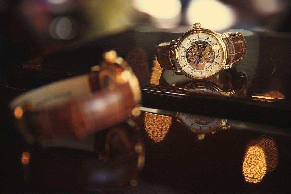 đồng hồ Nobel Thụy Sỹ đẹp