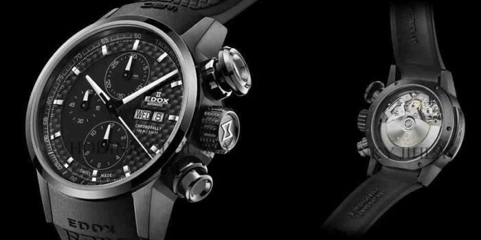 Thiết kế của đồng hồ Edox