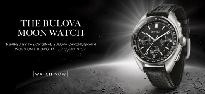 đồng hồ BulovaMoon Watch chính hãng