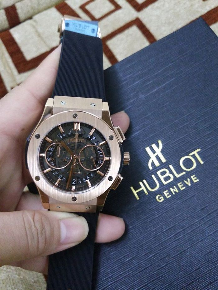 Mua đồng hồ Hublot fake tại TPHCM