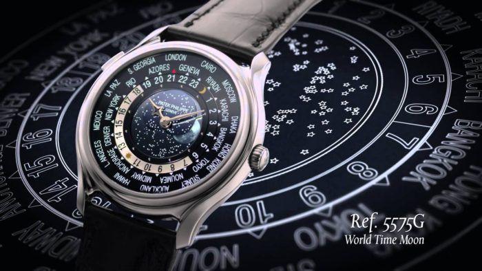đồng hồ Patek philippe được đánh giá cao