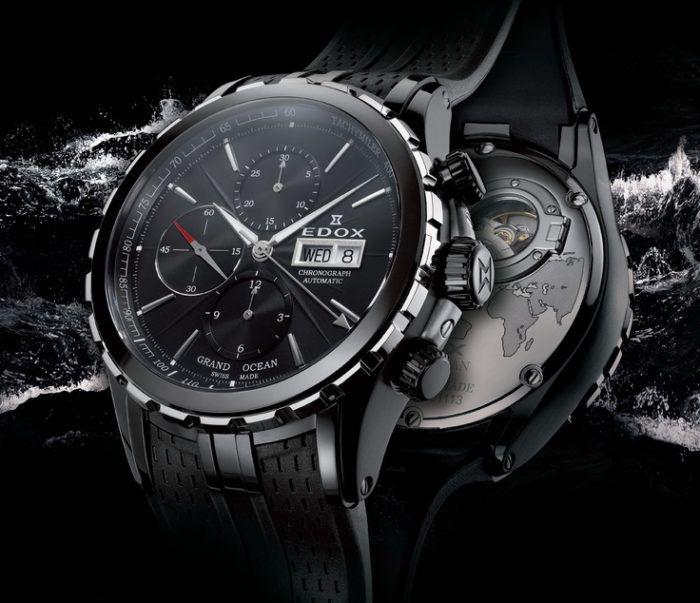 thương hiệu đồng hồ Edox