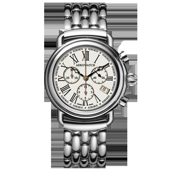 đồng hồ nam quartz Aerowatch đẹp