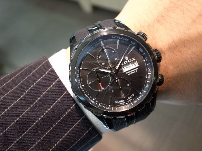 Đồng hồ Edox Automatic
