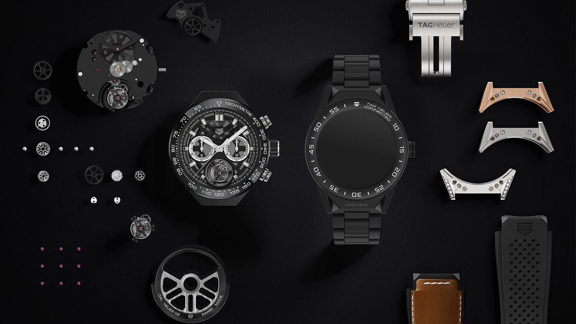 Đồng hồ Tag Heuer Accessories_Connected_Modular