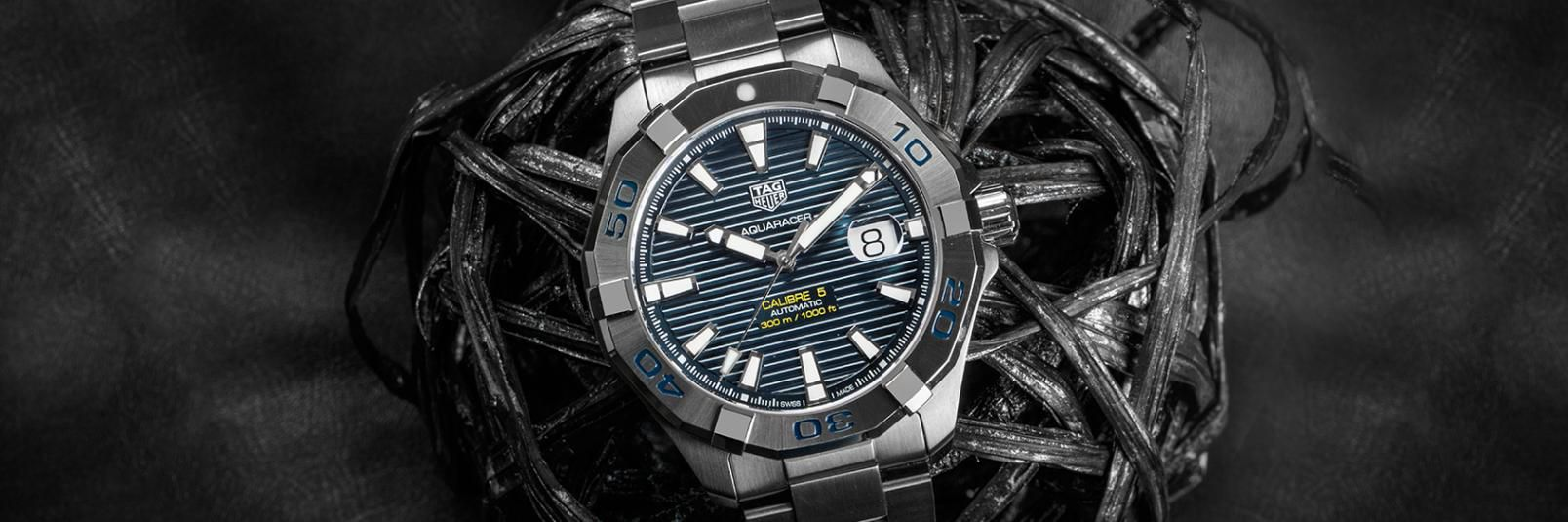 Đồng hồ Aquaracer-3-Hand-Watches