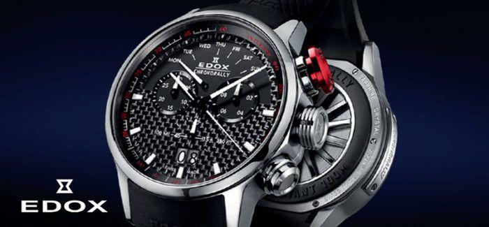 thiết kế của thương hiệu đồng hồ Edox