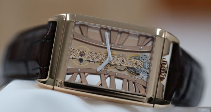 Đồng hồ Corum Golden Bridge 2017