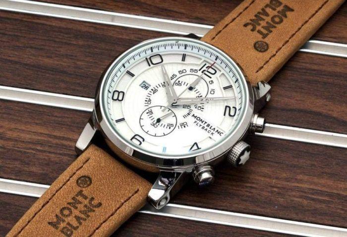 đồng hồ Montblanc Flyback Flyback chính hãng