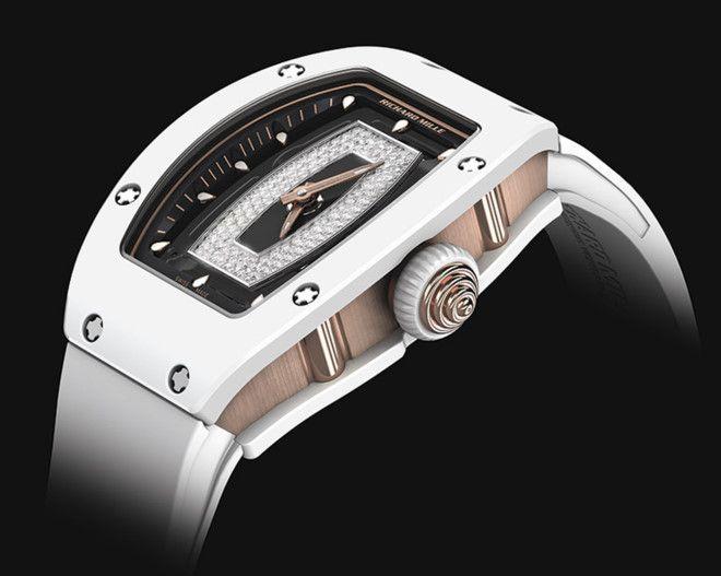 Đồng hồ Richard Mille nữ đính kim cương