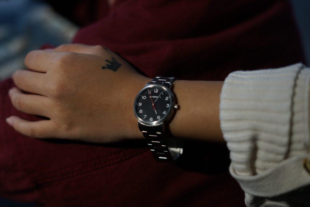 Đồng hồ Wenger 01.1621.102