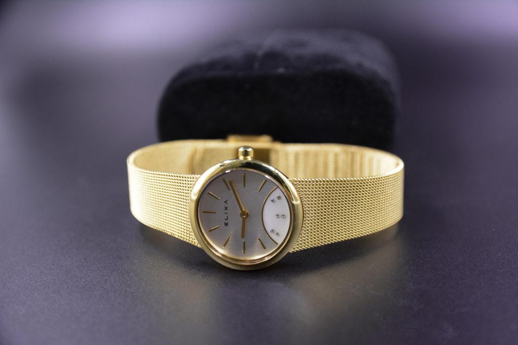 đồng hồ nữ thời trang elixa