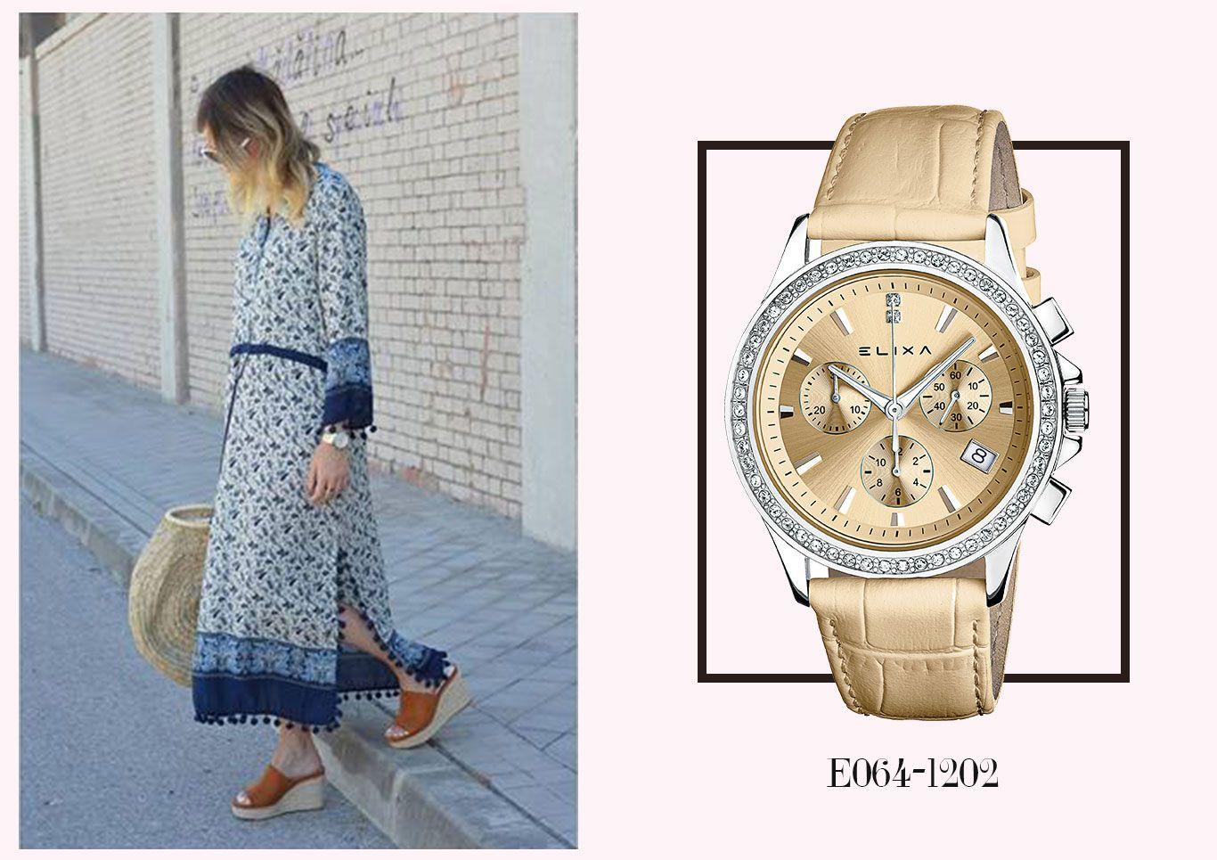 Đồng hồ Elixa E064-l202
