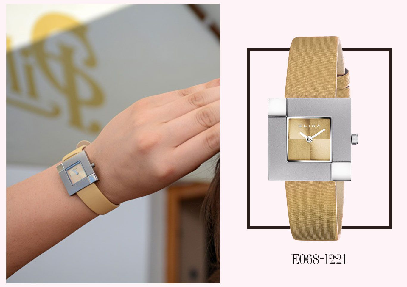 Đồng hồ Elixa E068-l221