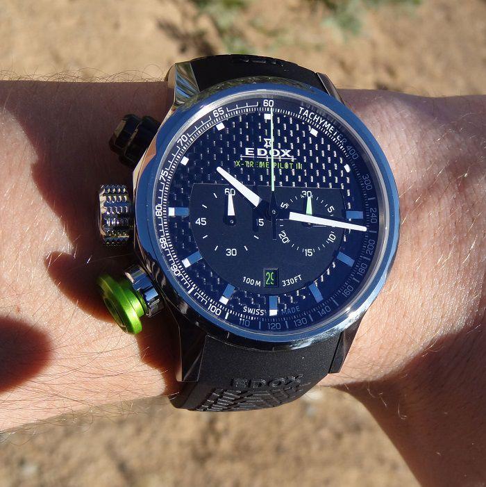 đồng hồ Edox automatic có tốt không