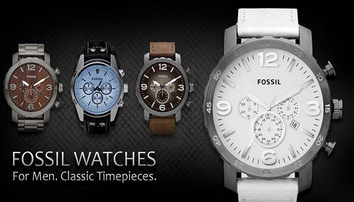 đồng hồ Fossil nam giá bao nhiêu