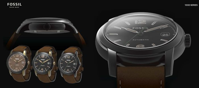 đồng hồ Fossil giá bao nhiêu