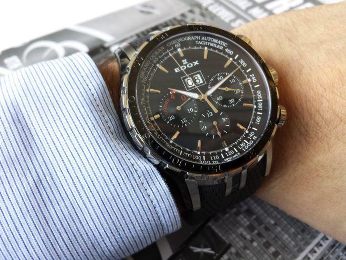 Đồng hồ Edox automatic chính hãng