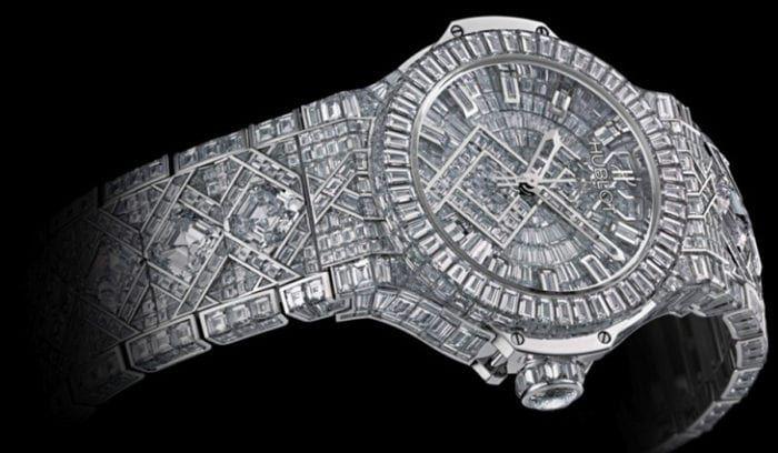 Đồng hồ Hublot chính hãng đắt nhất thế giới