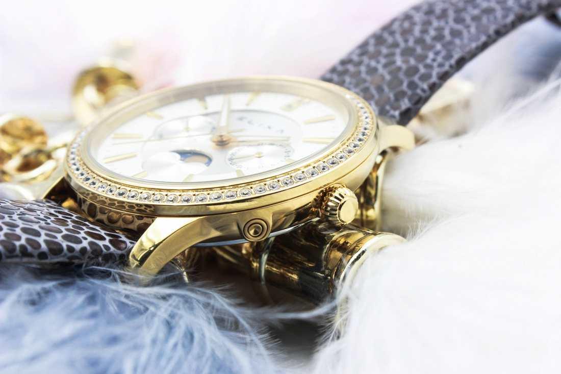 Đồng hồ Elixa E088-L334-K1