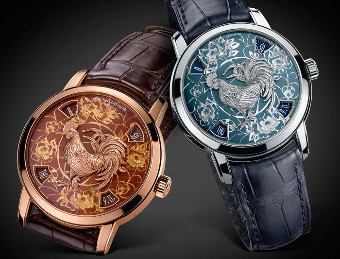 Thương hiệu đồng hồ Vacheron Constantin Geneve Swiss Made