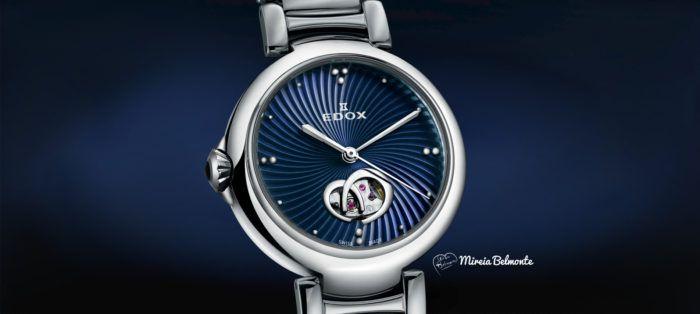 đồng hồ Edox của nước nào