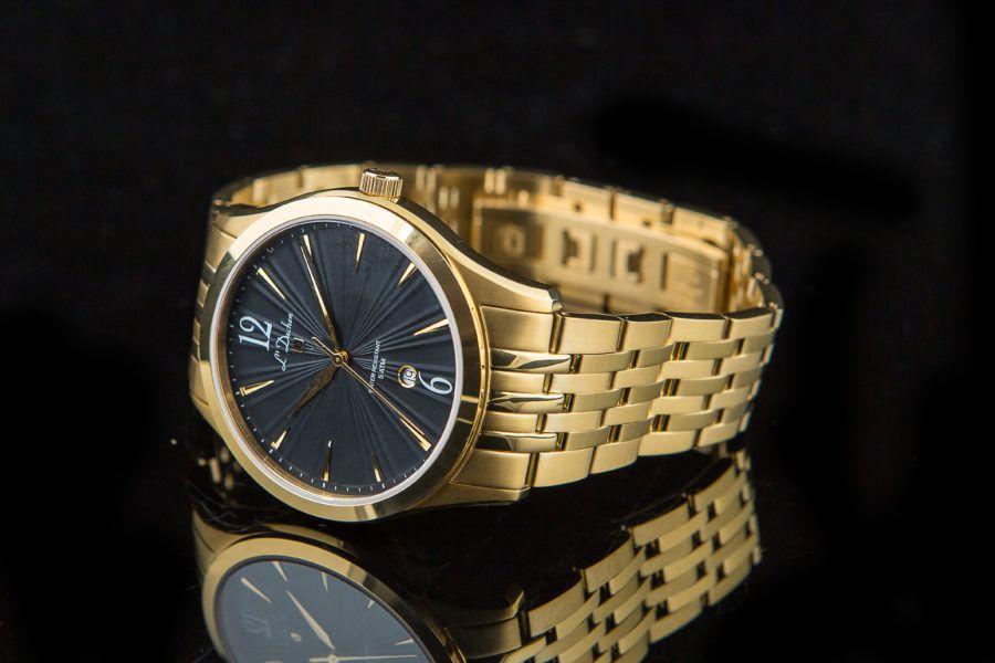 đồng hồ nam vàng L'Duchen