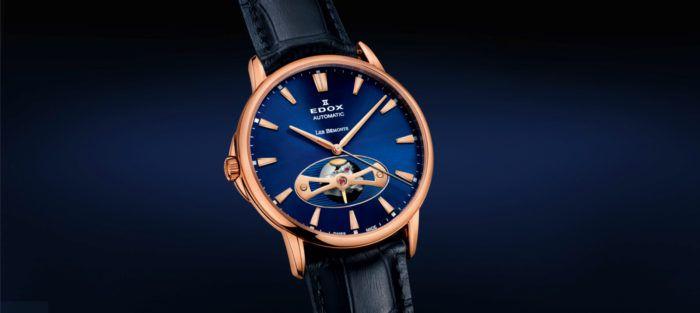 đồng hồ Edox của Thụy Sỹ