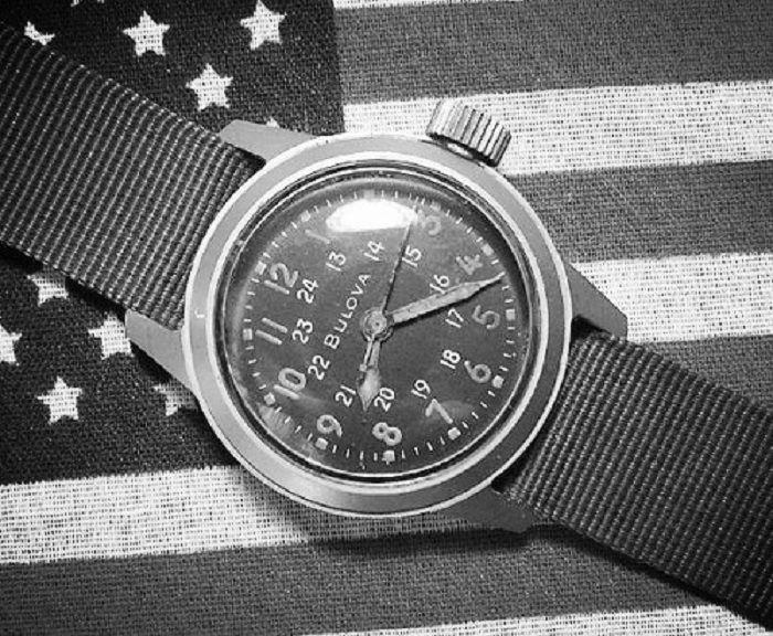 Đồng hồ Bulova của nước nào