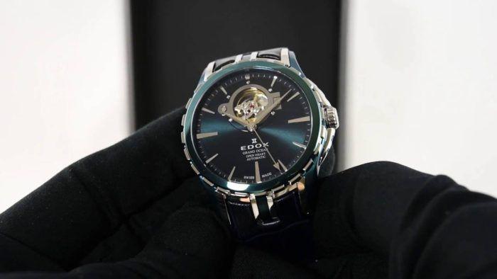 đồng hồ Edox chính hãng