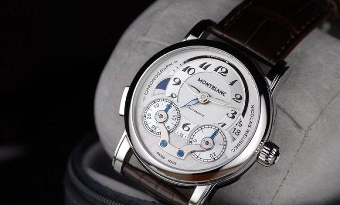 Đồng hồ Montblanc Automatic Star Nicolas Rieussec Monopusher Chronograp