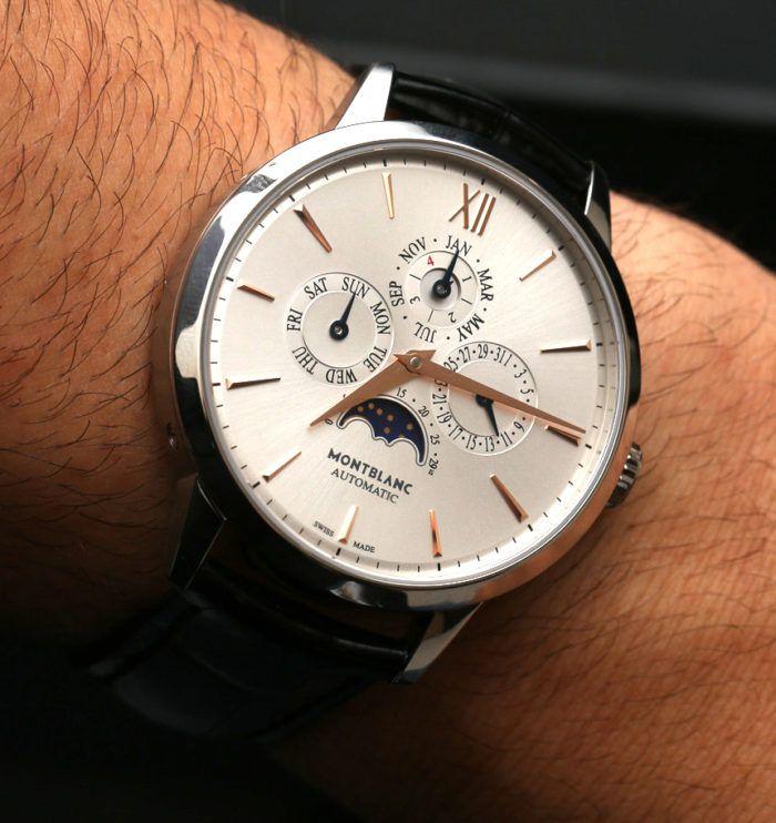 Đồng hồ Montblanc automatic chính hãng