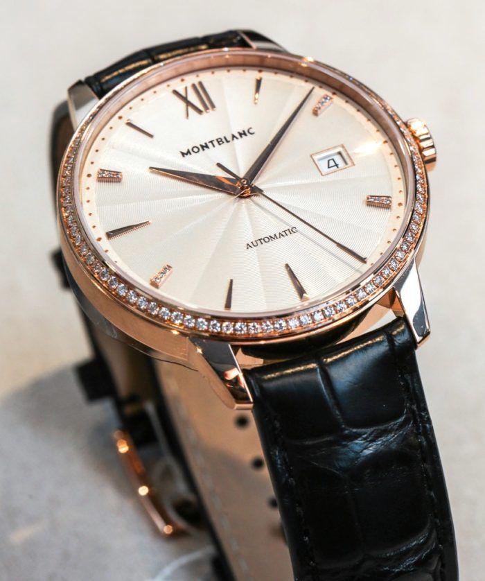 Đồng hồMontblanc Meisterstuck Heritage Spirit Date Automatic