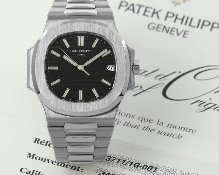 Đồng hồ Patek Philippe Geneva Nautilus 3711