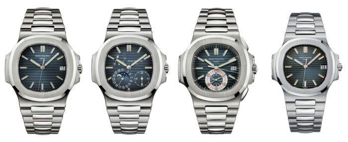 Đồng hồ Patek Philippe Geneva Nautilus