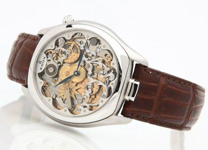đồng hồ edox nam được thiết kế tinh xảo