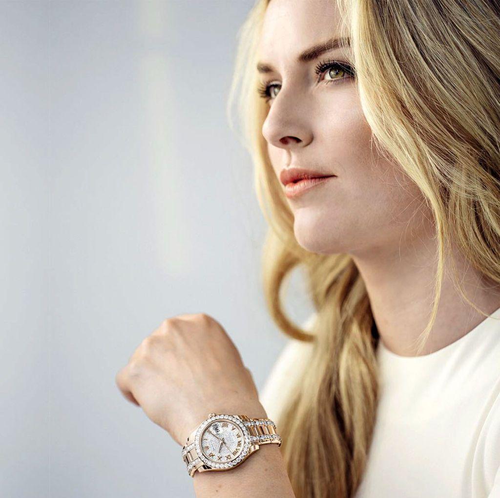 đồng hồ nữ Rolex sang chảnh