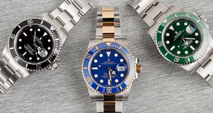 các mẫu Đồng hồ Rolex nam