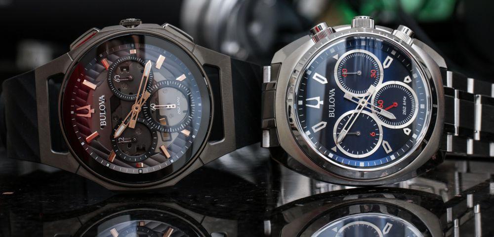 Hai thiết kế của đồng hồ Bulova