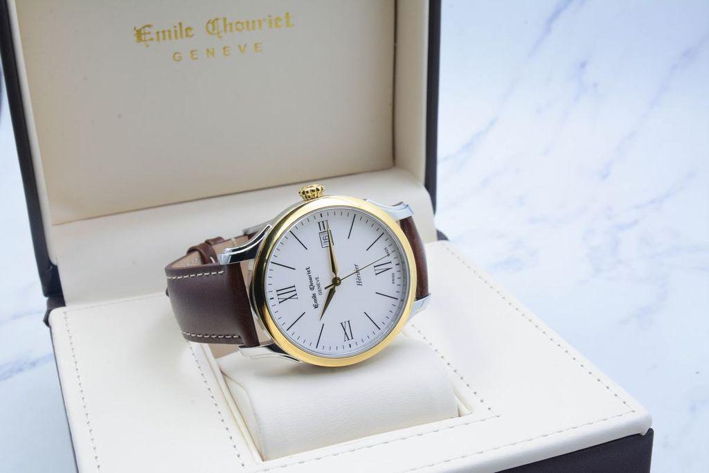 Emile Chouriet 08.1128G6.0.28.2