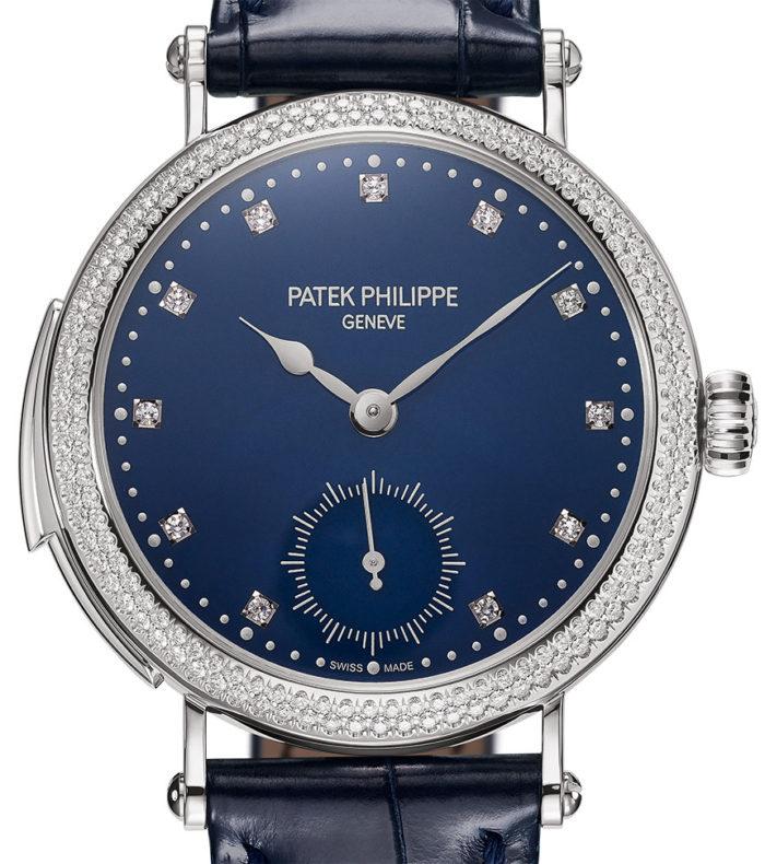 đồng hồ Patek Philippe nữ mới nhất