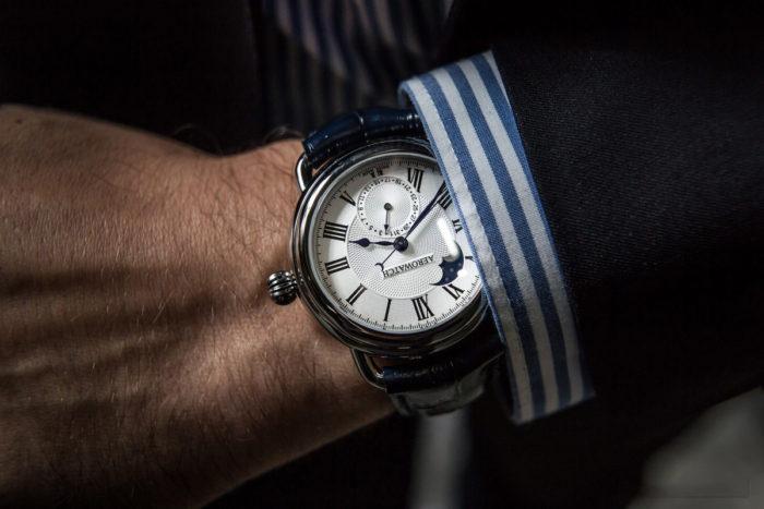 Chất liệu đồng hồ Aerowatch