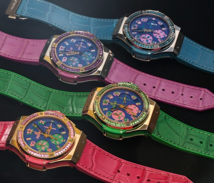 đồng hồ Hublot nữ Pop Art Ladies