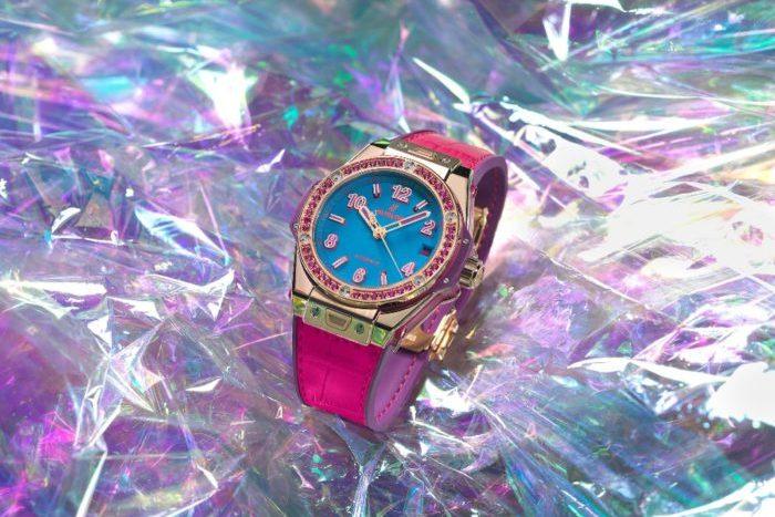 đồng hồ Hublot nữ Pop Art Ladies đẹp