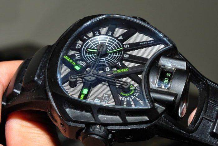 Mặt chiếc đồng hồ Hublot có giá đắt nhất