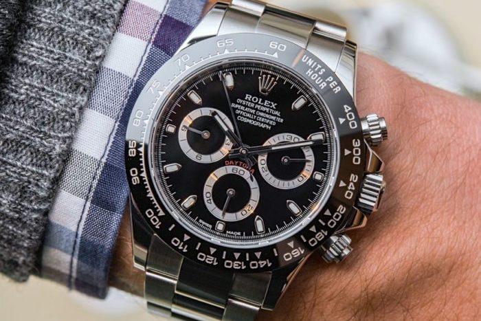 Dòng đồng hồ Rolex 6 kim Daytona