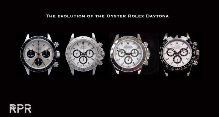 Bộ sưu tập đồng hồ Rolex 6 kim Daytona