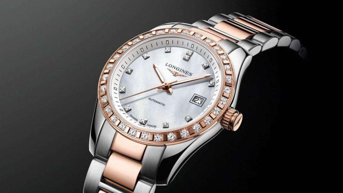 Đồng hồ Longines automatic là gì