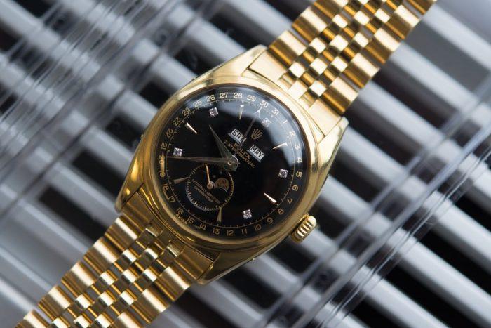Rolex Bảo Đại đồng hồ cao cấp nhất thế giới
